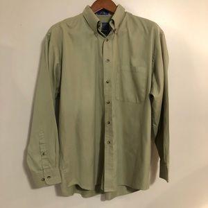 Pendleton shirt Olive green